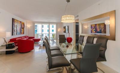 Big Apartament En Miami - 2 Dormitorios / 2 Baños - 8 Pers