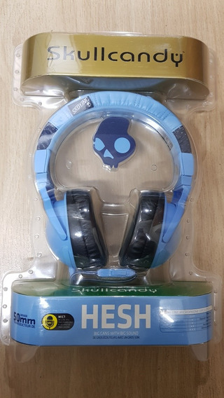 Headphone Skullcandy Hesh S6hedy-126 Azul / Preto
