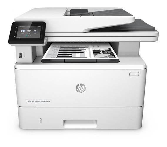 Impressora Multifuncional Hp Pro Mfp M426dw 110v **nova**