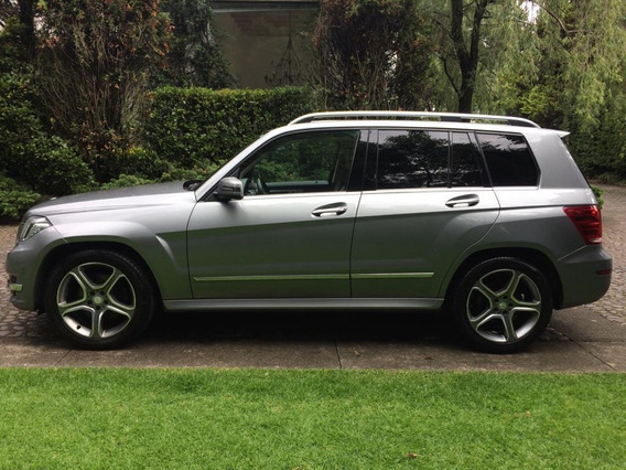 Mercedes Benz Glk 300 Off Road 2014 Unico Dueño