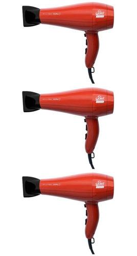 Gama Ass2192 2100w Beauty Pro Ion Secador  127v (kit C/03)