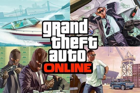 Dinero Gta 5 Online Ps4 1 Millon