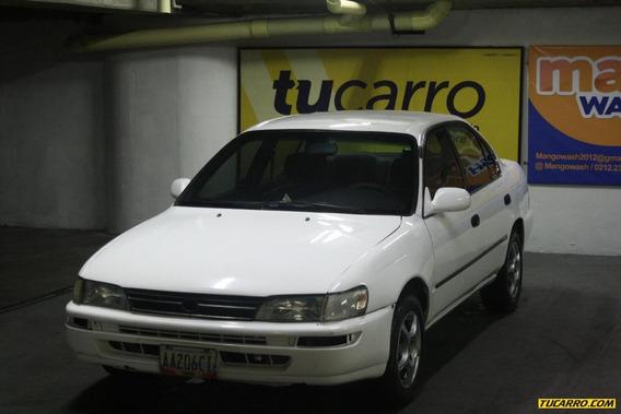 Toyota Corolla Inyeccion