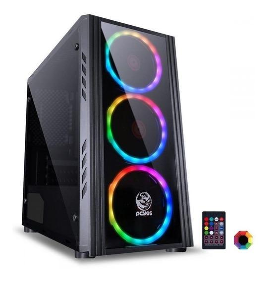 Pc Cpu Gamer Ryzen 7 1700/ 8gb/ Ssd 120gb/ 1tb/ Gtx 1050 Nfe