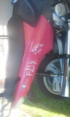 Fox Mvk110cc