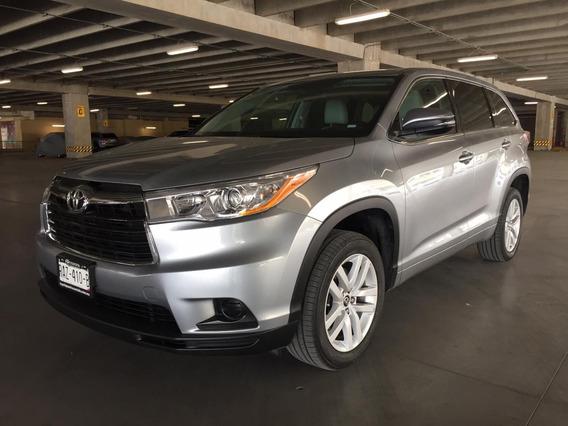 Toyota Highlander 2016 3.5 Limited At
