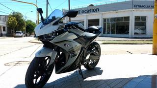 Yamaha Yzf R3 300cc / Mod: 2018 (se Acepta Permuta!!!)