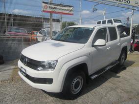 Volkswagen Amarok Blanca 2015