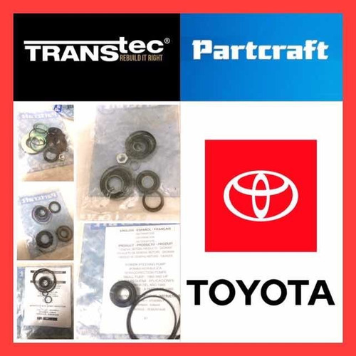 Kit Reparacion Cajetin Direccion Toyota Corolla 2002-2007