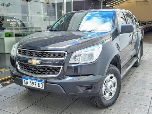Chevrolet S10 Ls Cabina Doble 4x2 2016 Remato Hoy! (rt)