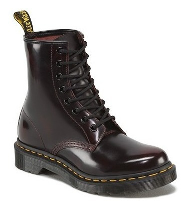 Borcegos Dr.martens Arcadia Cherry Red - 20 % Off