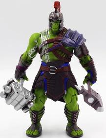 Boneco Hulk Gladiador 20cm Thor Ragnarok Super Promoção!!