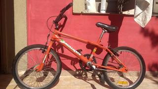 Bicicleta Bmx Enrique Rodado 20 Excelente Estado