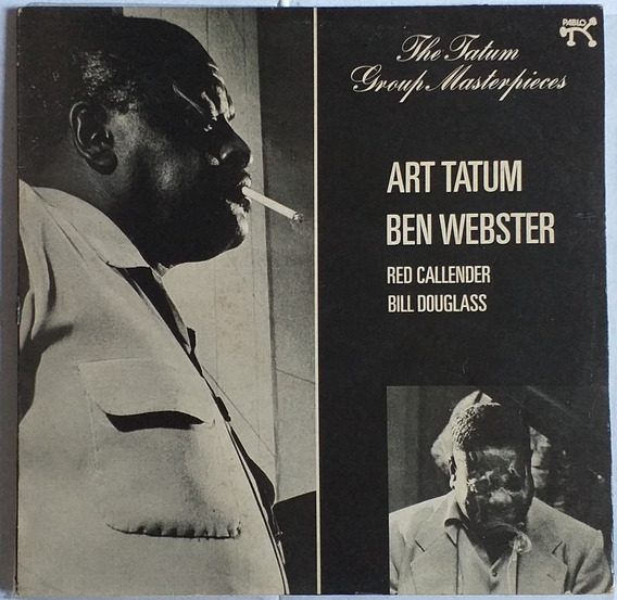 The Tatum Group Masterpieces - 1956 ( Re 1977)