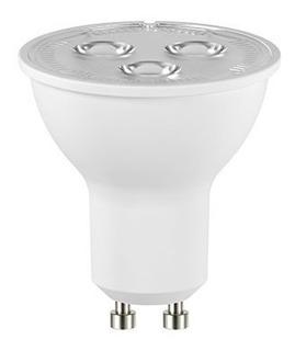 Lámpara Led Reflector Dicro Nvr 4w Cálida Pack 10 Unid.