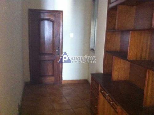 Apartamento À Venda, 2 Quartos, 1 Vaga, Copacabana - Rio De Janeiro/rj - 16522