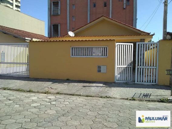 Casa Com 3 Dorms, Centro, Mongaguá, Cod: 829616 - A829616