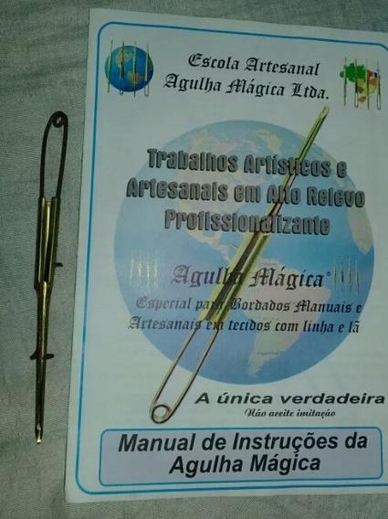 Agulha Magica 4 Pontas