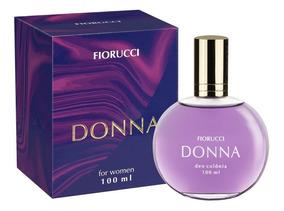 Perfume Deo Colônia Feminino Donna 100ml Fiorucci