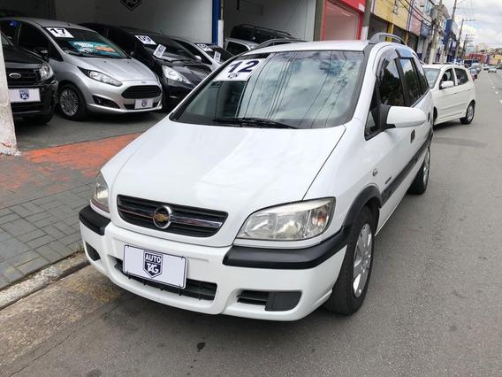 Chevrolet Zafira 2.0 Comfort Gnv - 2012