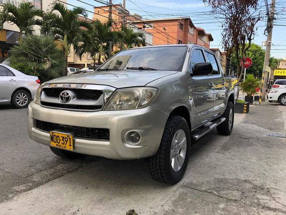 Toyota Hilux 2.5 4x4 Diésel 2009