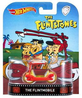 Hot Wheels Retro 50th The Flintmobile Picapiedras 1:64