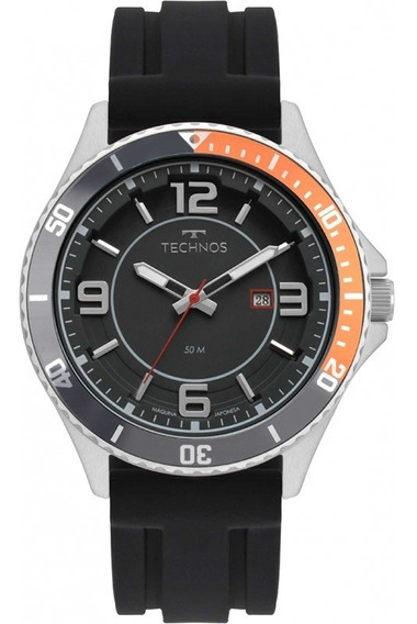 Relógio Technos Masculino Performance Racer 2115msj/8p