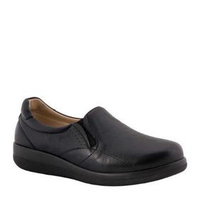 Zapato Flexi Dama Pie Diabetico 100 % Piel Borrego