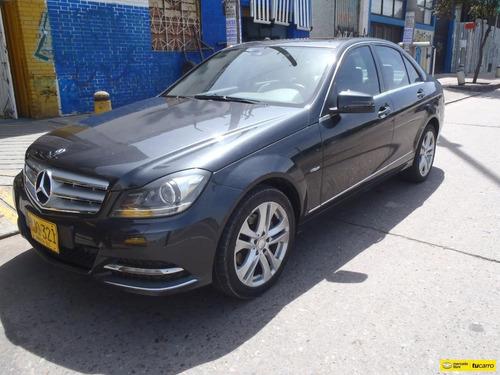 Mercedes-benz Clase C200 Cgi