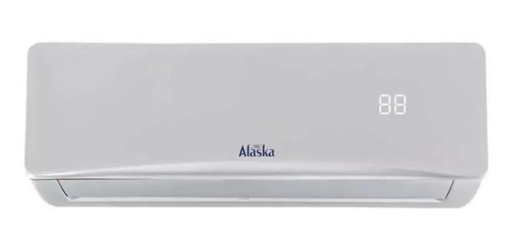 Aire Acondicionado Split Frío Calor Alaska De 2700w Clase A.