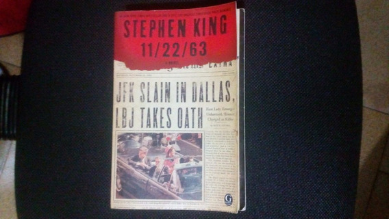 11/22/63 Stephen King Versão Especial