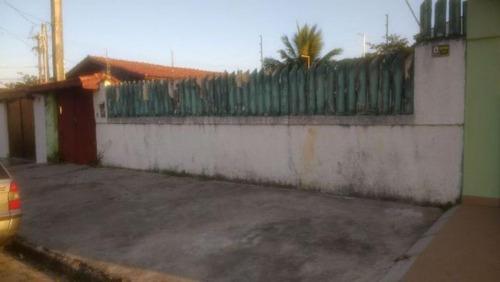 Casa Á 400 Metros Da Praia Em Itanhaém Litoral - 3057 | Npc