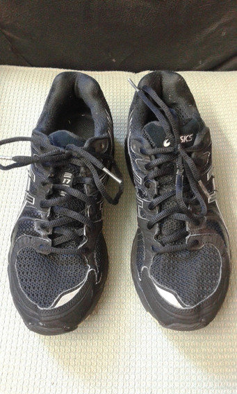 Zapatos De Damas Asics Usados Talla 7.5