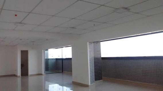 Sala Em Encruzilhada, Santos/sp De 104m² À Venda Por R$ 750.000,00 - Sa268423