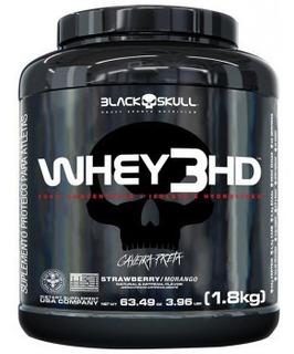 Whey 3 Hd 1,8kg - Blackskull - Pronta Entrega