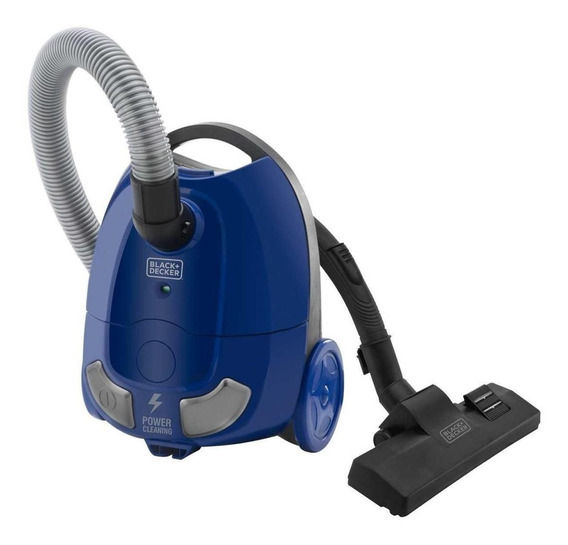Aspirador Black+Decker A2A 1.2L azul e cinza 220V