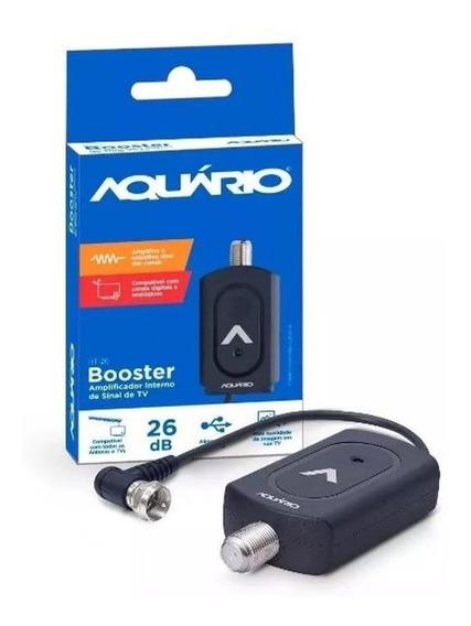Booster Bt-26 Para Antena Amplificador 26db Envio Imediato