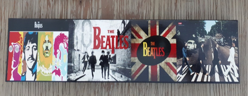 Imagen 1 de 4 de Beatles Abbey Road  Cuadro Cartel Carretera Señalamiento