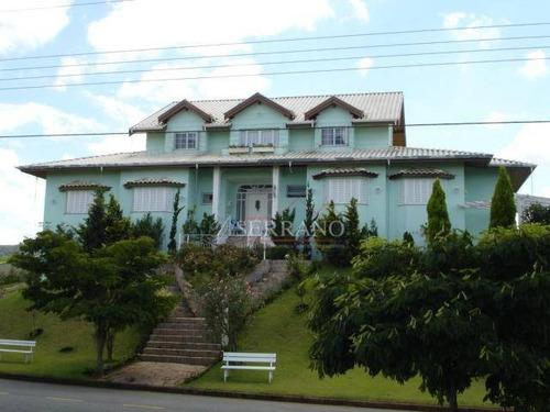 Casa À Venda, 500 M² Por R$ 2.100.000,00 - Condomínio Jardim Primavera - Louveira/sp - Ca0024