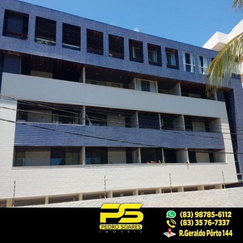 (oportunidade) Apartamento Em Intermares Com 3 Quartos Sendo 1 Suite - Ap2129
