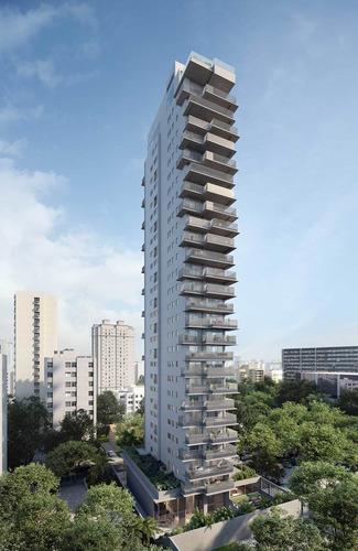 Apartamento Residencial Para Venda, Jardim Paulista, São Paulo - Ap7378. - Ap7378-inc