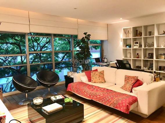 3 Quartos No Jardim Botânico. Lindo Apartamento. Oportunidade. - 15987