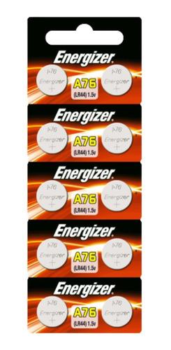 Imagen 1 de 1 de Pack 10 Pilas Energizer A76 - Lr44 / Superstore
