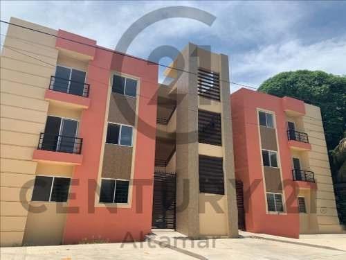 Departamentos Modernos Nuevos En Venta, Col. Tolteca, Tampico, Tamaulipas.