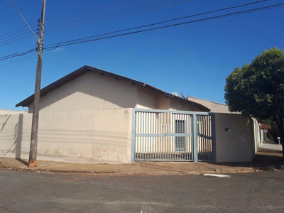 Casa Residencial À Venda, Conjunto Habitacional São Deocleciano, São José Do Rio Preto. - Ca0126