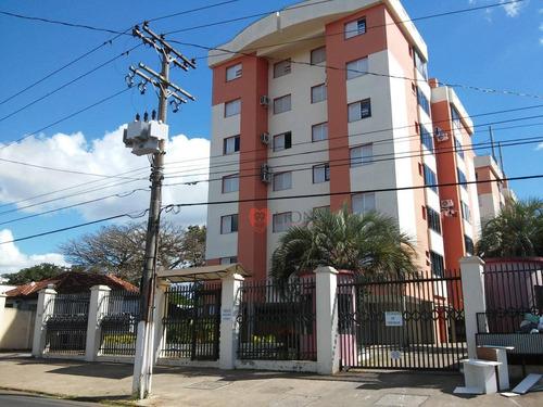 Apartamento Com 2 Dormitórios À Venda, 63 M² Por R$ 215.000 - Centro - Gravataí/rs - Ap0617
