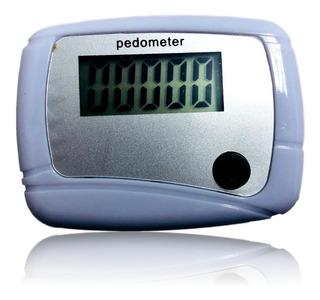 Pedometro Podometro Contador De Pasos Digital Distancia