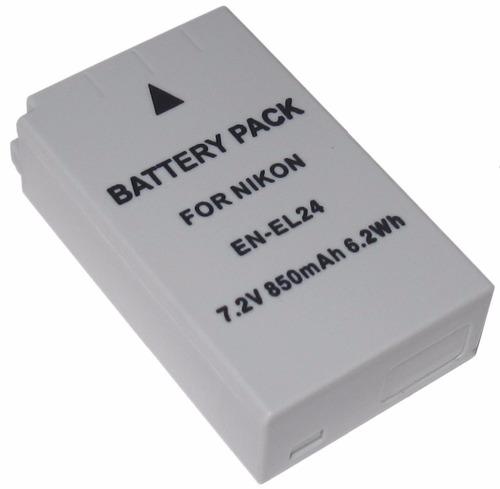 Imagen 1 de 1 de Batería - Enel24  P/nikon (5965)