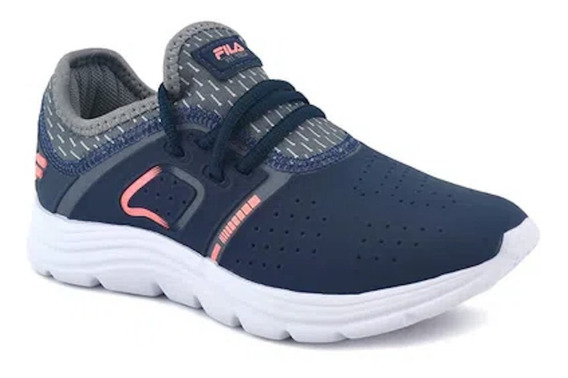 Zapatillas Fila Training Fit Tech Niños Vs Colores Abc Dep