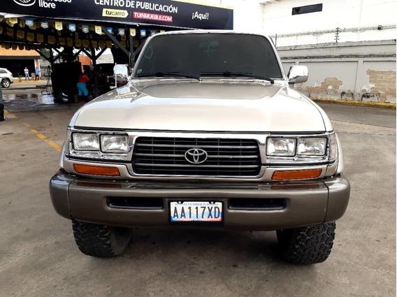 Toyota Land Cruiser Autana Lx 4x4 2007